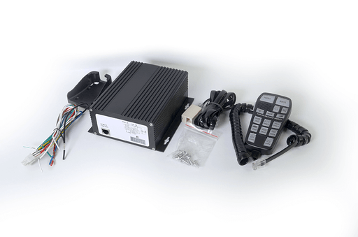 Extreme Tactical Dynamics 100 Watt JUDGE Police and Emergency Vehicle Siren