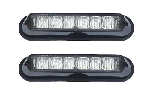 Undercover 6 TIR LED Surface and Grille Mount Light 2 Multi-Pack