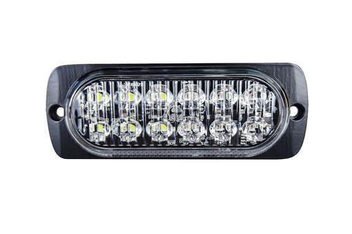 Orion 12 TIR LED Grille and Surface Mount Light