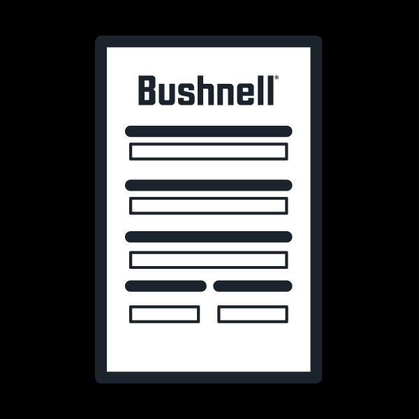 Bushnell return form icon