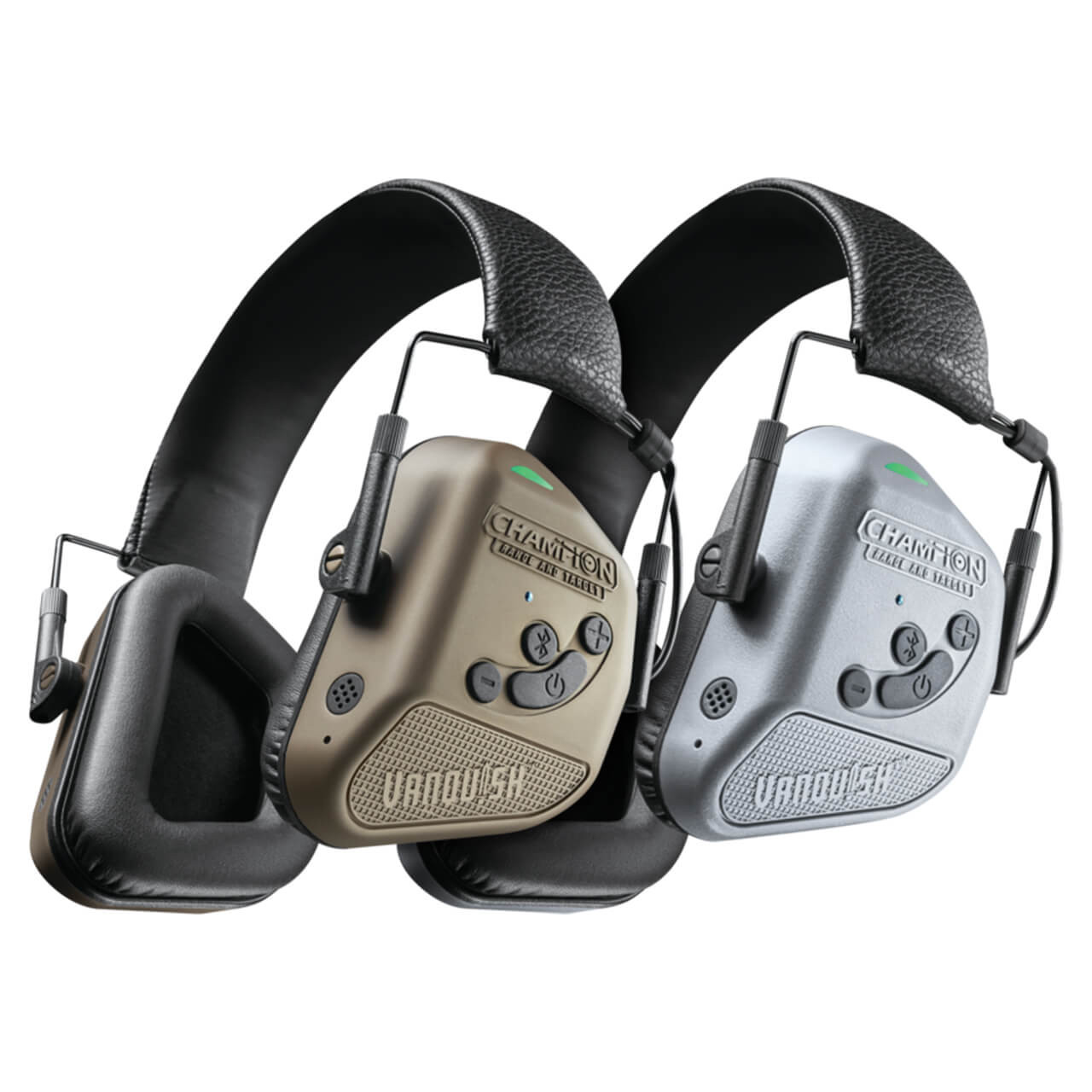 Best Hearing Protection >> Vanquish Pro Elite Electronic Hearing Ear Protection By Champion Range And Target