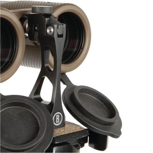 Adapter For Bushnell Powerview 10x42Legend Ultra HD Binoculars Tripod Mount