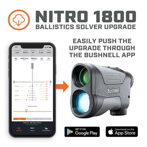 Long Range Hunting Rangefinder - Nitro 1800 | Bushnell