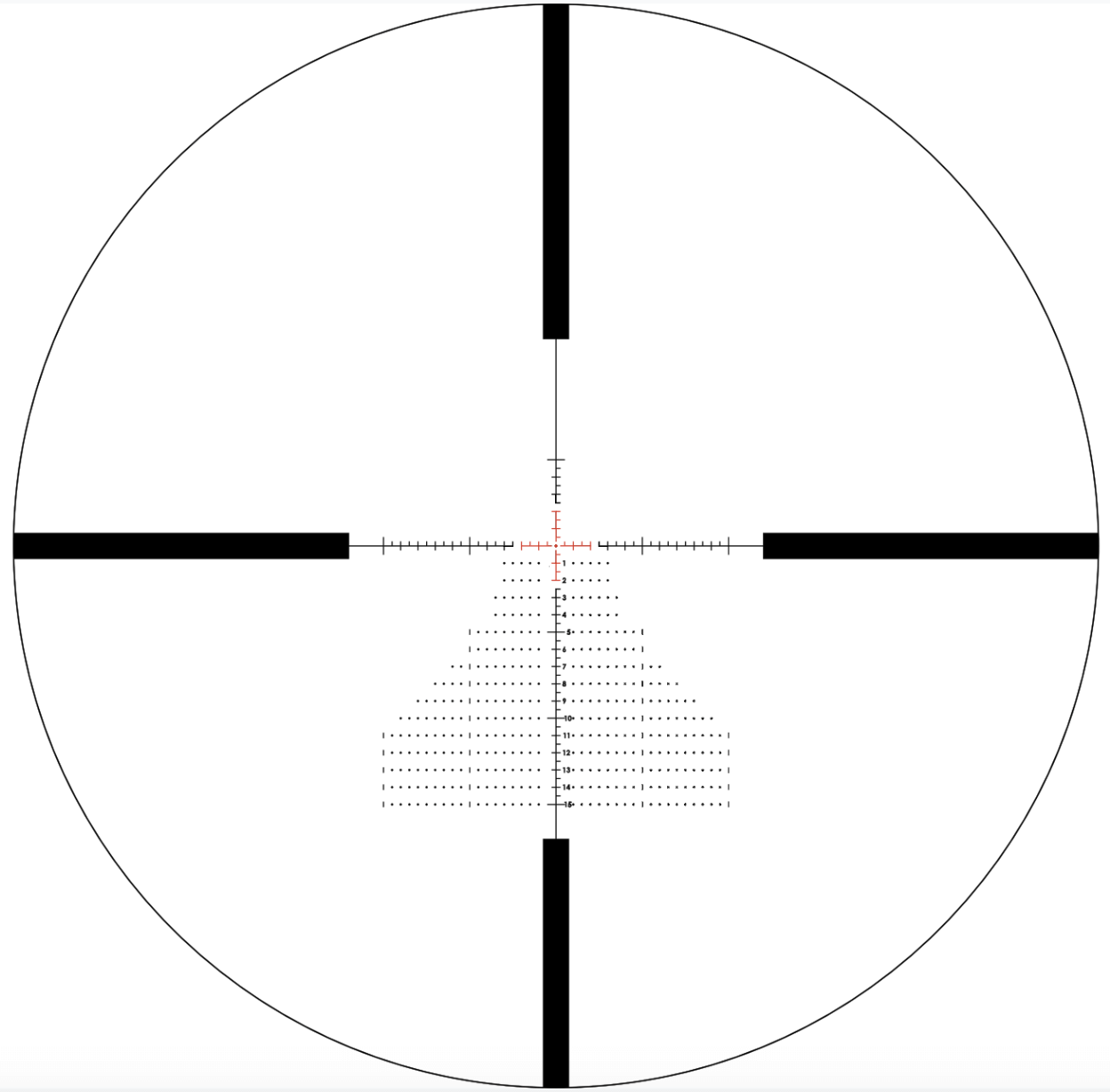 Knowing When to Use an Illuminated Reticle Scope