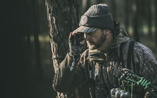 ​ The Hunter's Guide to Archery Rangefinders and Binoculars
