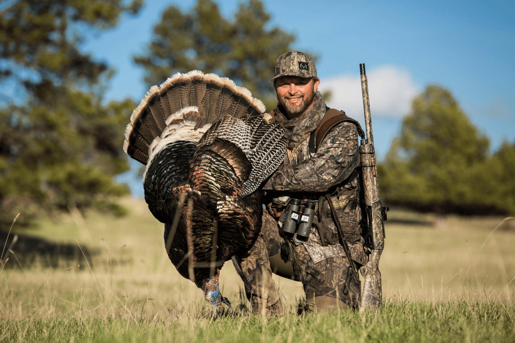 Turkey Hunting Insight from Michael Waddell