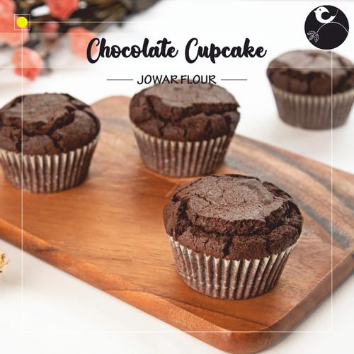Chocolate Cupcakes [GLUTEN-FREE]