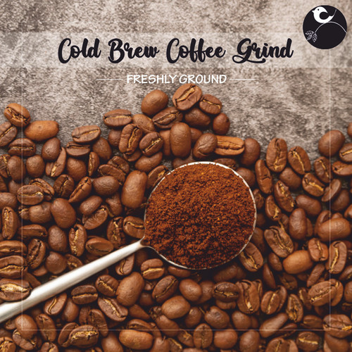 Cold Brew Coffee Grind