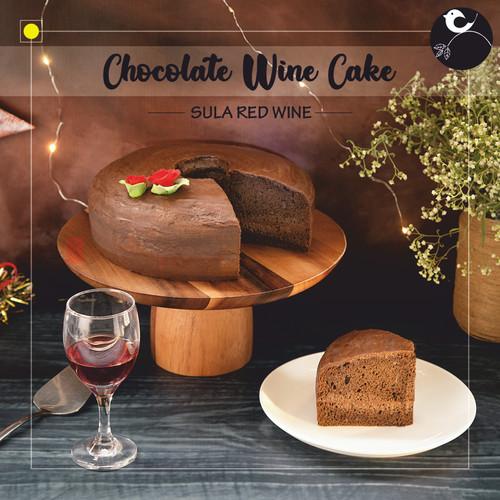 Chocolate Wine Cake