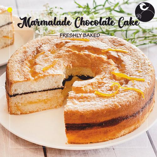 Marmalade Chocolate Cake