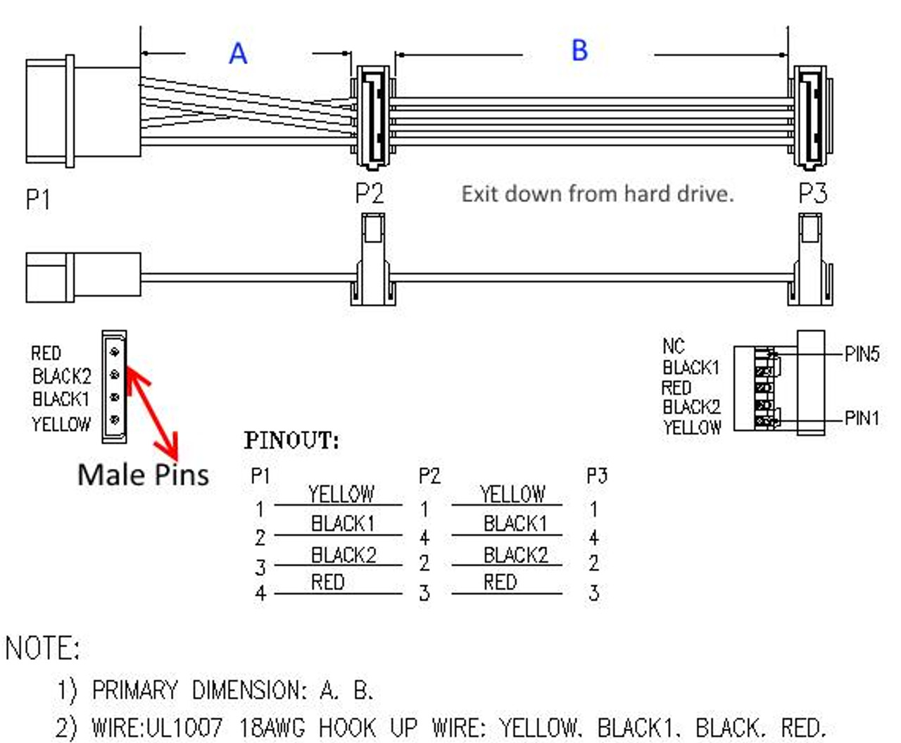 wiring diagram sata wiring diagram usb to sata data transfer diagram sata connector wiring diagram #8