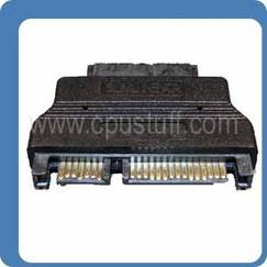 Slimline SATA Male To 22 Pin Sata Male Adapter