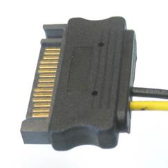 SATA power 12 inches