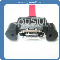 esata pci bracket mount cable assembly.