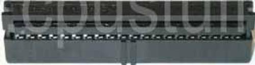 40-pin socket, IDS-40-UD Black