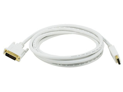 10 ft DisplayPort to DVI Video Converter Cable - M/M [DP2DVIMM10]