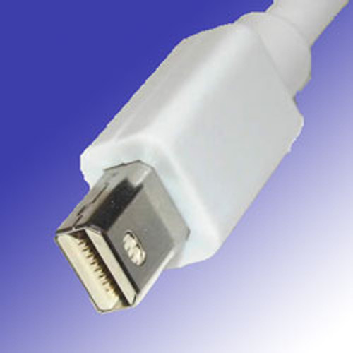 6 FT Mini DisplayPort Male to Mini DisplayPort Male 32AWG Cable