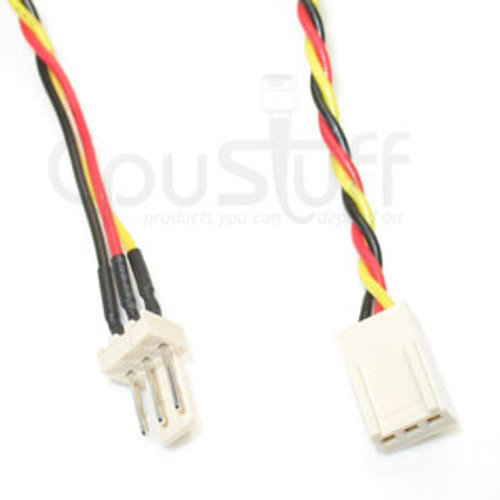 3-pin Fan Power Extension Cable