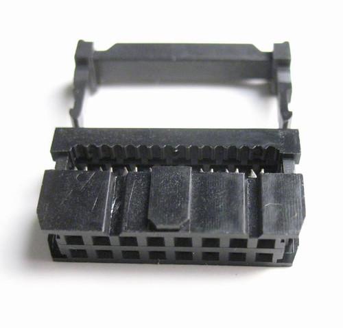 idc 16 pin socket connector