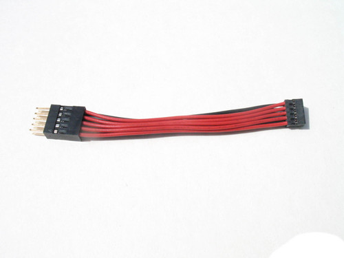 2.54 mm to 2.00 mm cable adapter - serial cable - mini computer cable 3 inch
