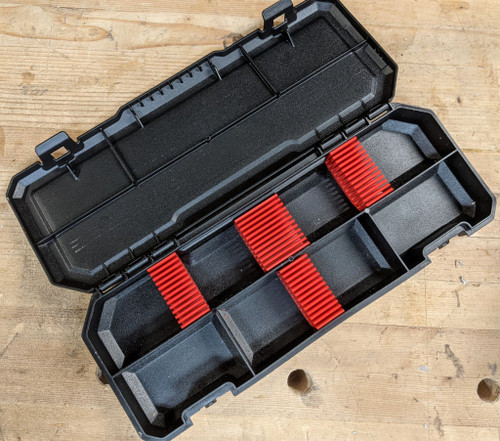 Milwaukee Packout Accessory Case Recip Blade Holders