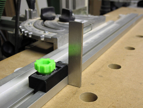 Festool MFT Rail Stop Block / Flag