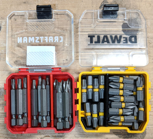 Dewalt ToughCase+ Bulk Storage Container Dividers