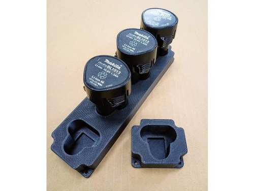 Makita Battery Holders 18v and 12v