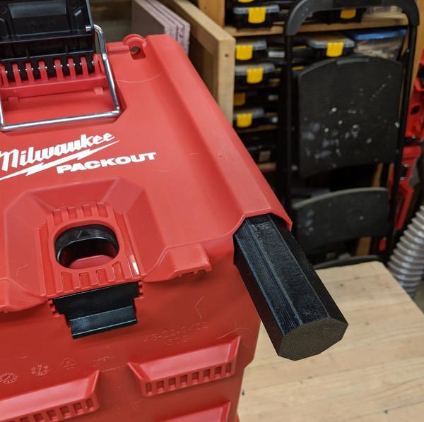Milwaukee Packout Compact Toolbox Stash Tube
