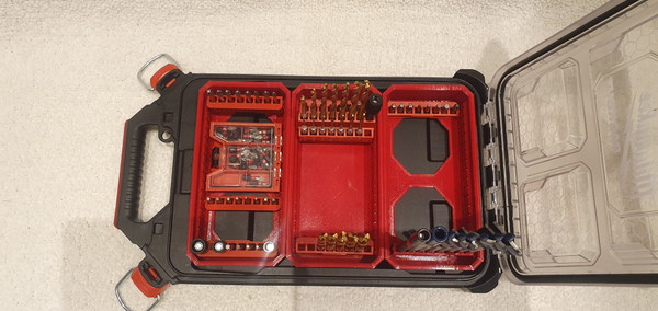 Fully Loaded Packout Compact Slim 122 Piece Set
