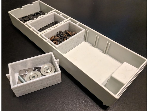 Festool Systainer Sortainer Small Drawer Divider Inserts Bins
