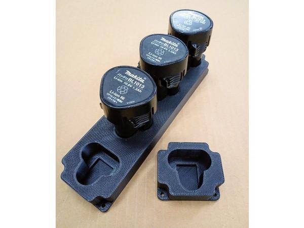 Makita Battery Holders 18v and 12v