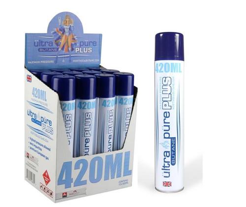 Ultra Pure Butane (12 Pack)