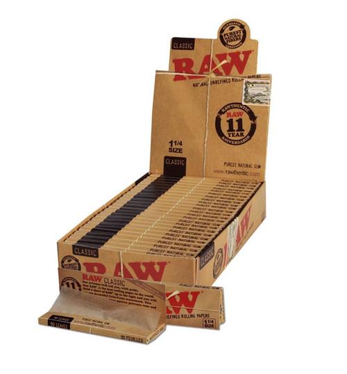 Raw Rolling Paper Classic (3PK)