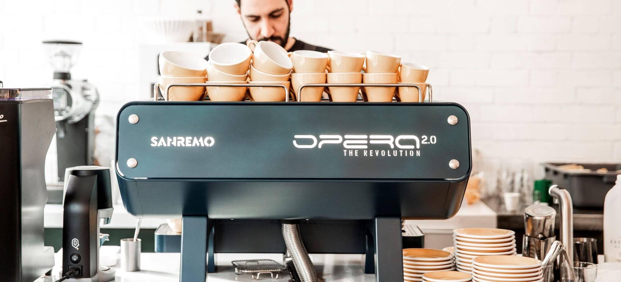 San Remo Espresso Machines