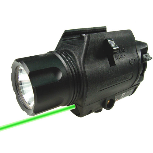 BEAMSHOT GB8800S Green Laser sight and LED light Combo