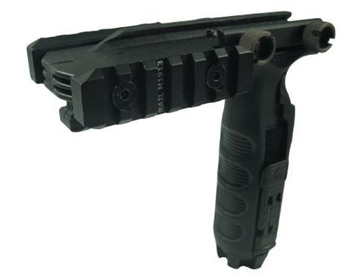 Beamshot G1 Tactical Vertical Grip with 3 Rails