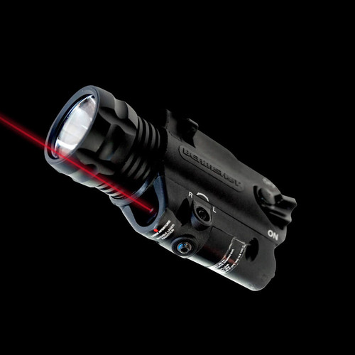 BEAMSHOT LLC-R LED and Red Laser Sight Combo for Pistol