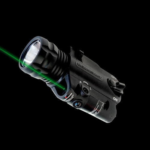 BEAMSHOT LLC-G LED and Green Laser Sight Combo for Pistol