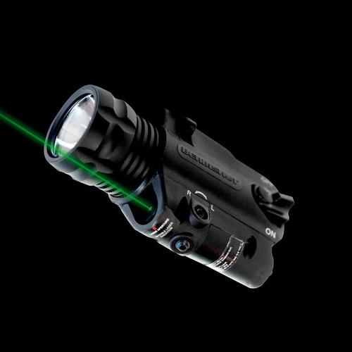 BEAMSHOT LLC-G LED and Green Laser Sight Combo for Pistol
