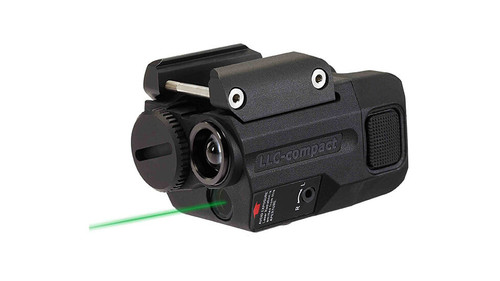 BEAMSHOT LLC-compact-A LED and Green Laser Sight Combo for Pistol, Perfect Fit for Concealed Carry