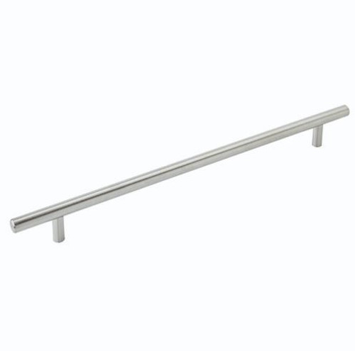 Amerock Bar Pull 11-5/16 in (288mm) CTC Stainless Steel (AM36805SS)