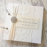 Personalised Wedding Guest Books & Cards