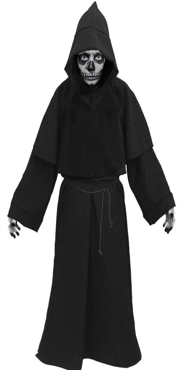 Fun World Countessa Robe Adult Halloween Costume Medium//Large Fits Sizes 8-14