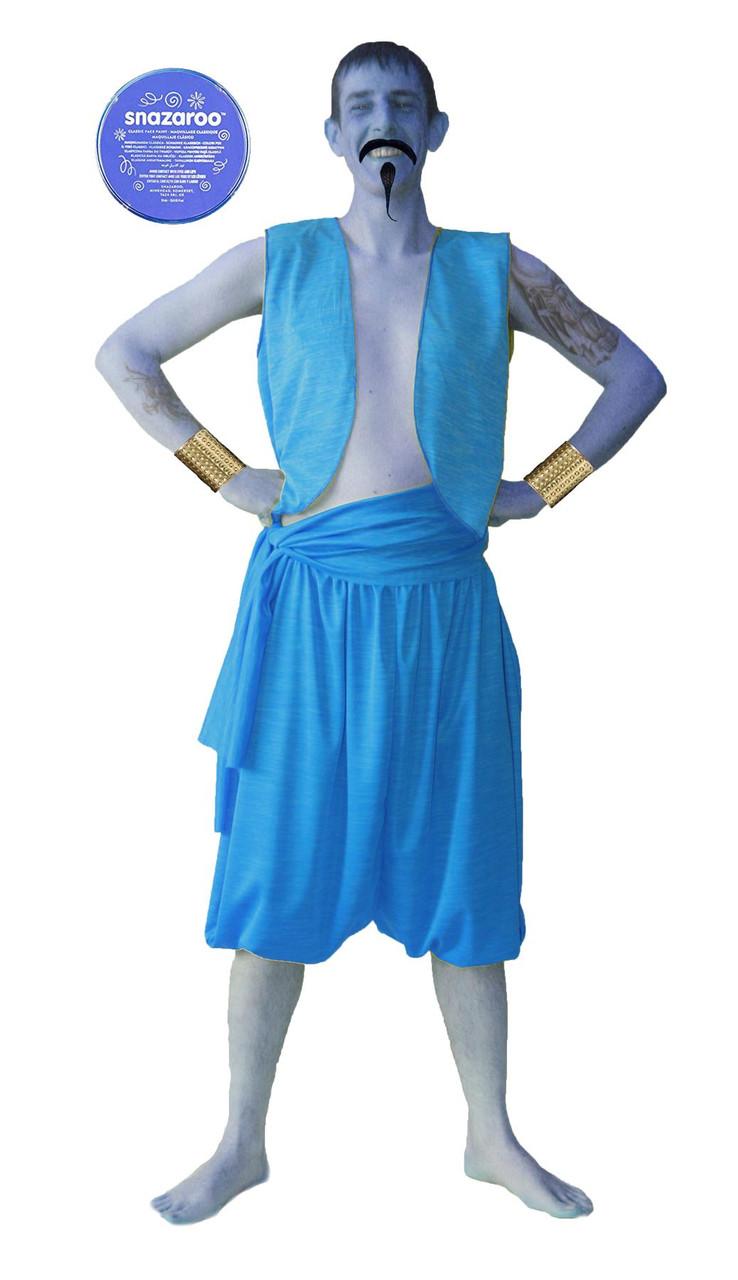 Genie Lamp Handbag Purse Arabian Harem Girl Gold Fancy Dress Costume Accessory