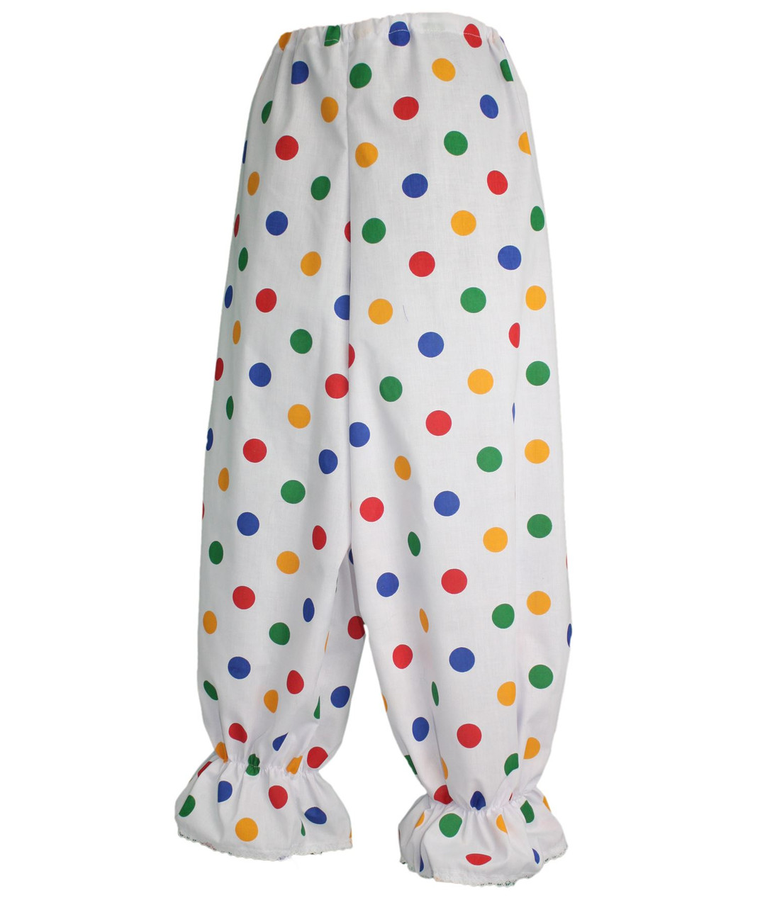 Adults Size Children in Need Polka Dot Panto Dame Bloomers CIN Fancy Dress