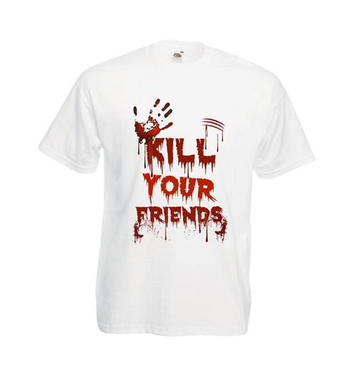 1e3a834e7 Unisex Friends Pivot Shut Up White T-Shirt Shirt Ross Chandler ...