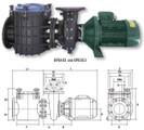 Certikin Giant Pool Pump dimensions