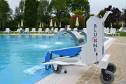 Pool Lift For Disabled Access