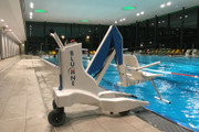 BluOne Disability Swimming Pool Hoist